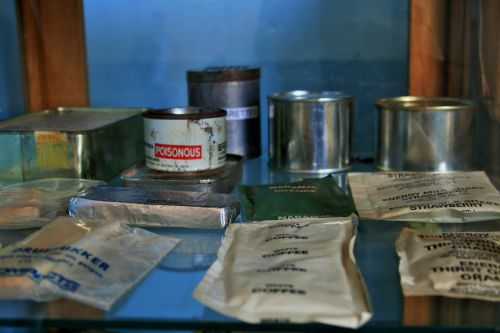 Packets And Tins For Survival