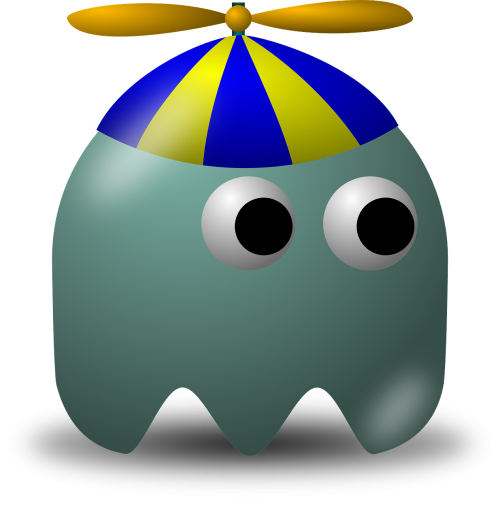 pacman pac-man game
