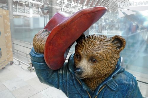 paddington bear station