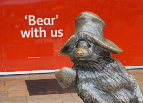 paddington bear bear with us