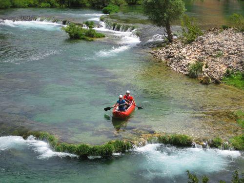 paddle canoeing kayak