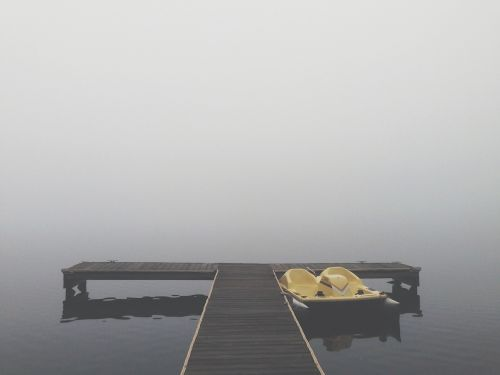 paddle boat pedal boat dock