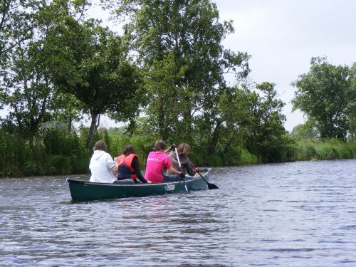 paddle tour east frisia channel