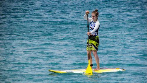 paddling board sport