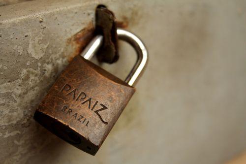 padlock lock secure