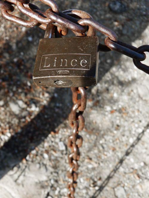 padlock string symbol