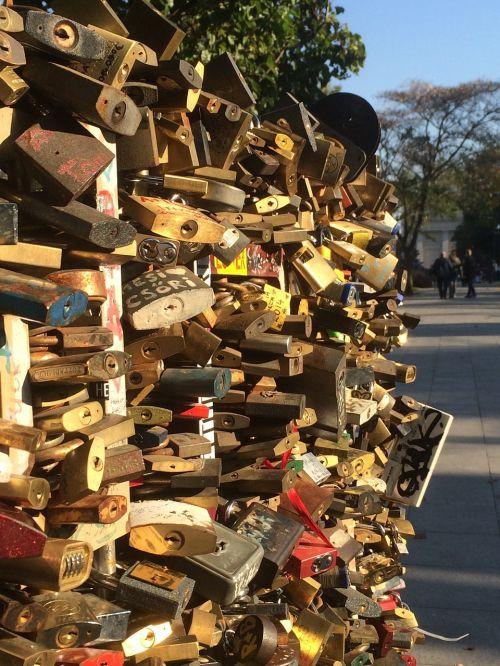padlock lock love lock