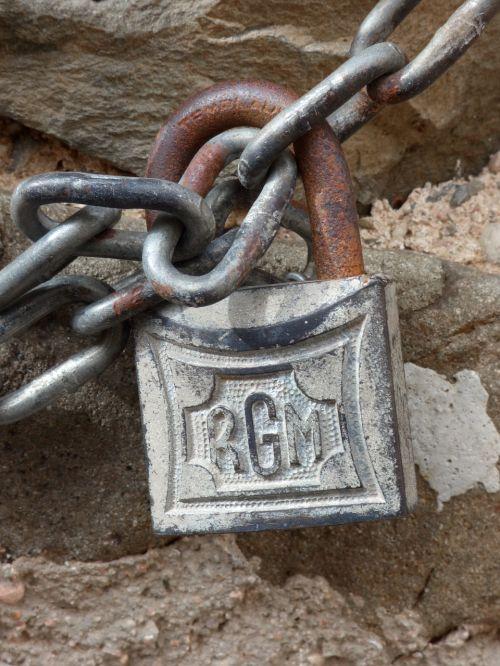 padlock close closed