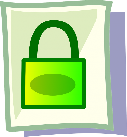 padlock security lock
