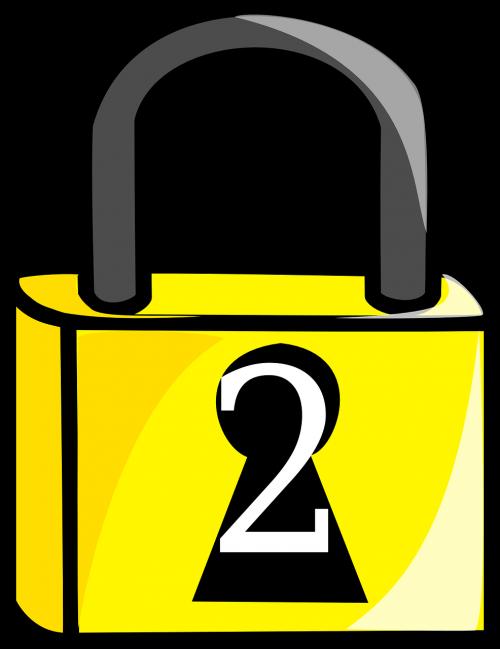 padlock two lock