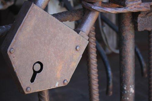padlock  secret  closure