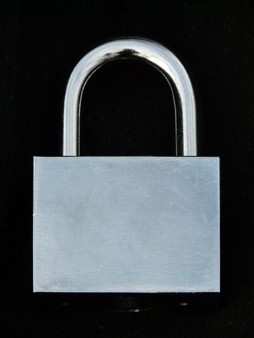 padlock castle close