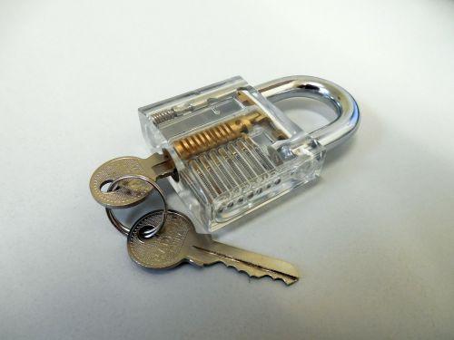 padlock castle key