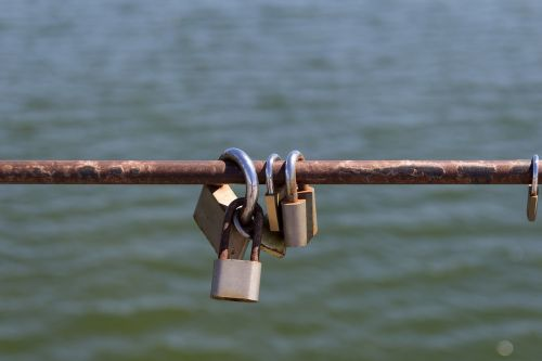 padlocks commitment link