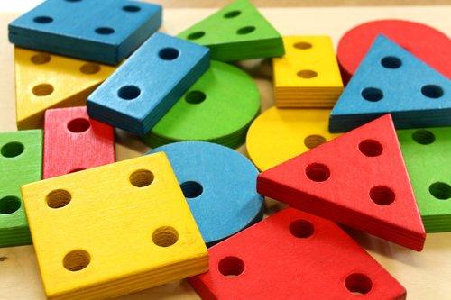 pads  education  geometric figures