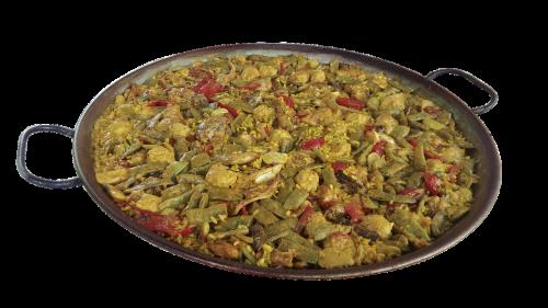 paella power mediterranean cuisine