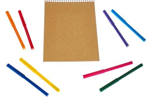 page  pen  colors