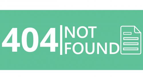 page not found 404 error