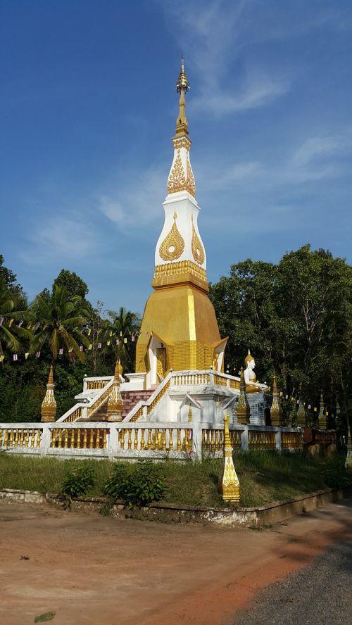 pagoda measure thailand temple