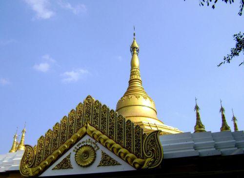 pagoda shwedagon junrejo