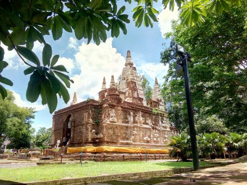 pagoda stupa tower