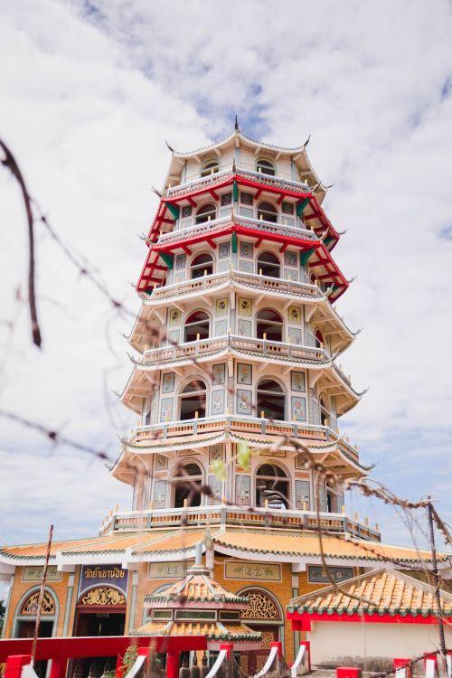 pagoda wow temple