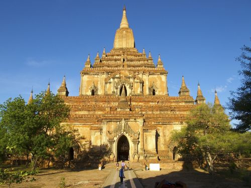 pagoda burma bagan