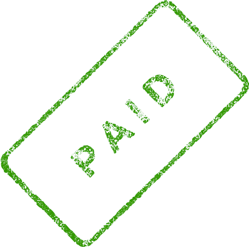 paid business document