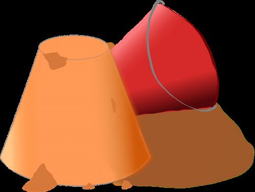 pail sand bucket