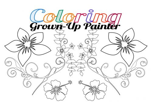 paint imagine adults