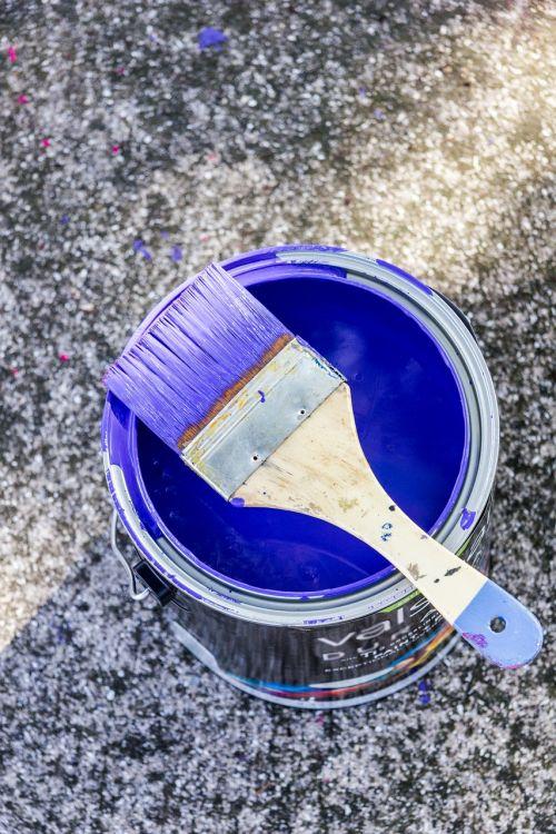 paint brush color