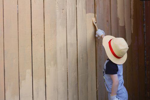 dažyti,berniukas,tvora