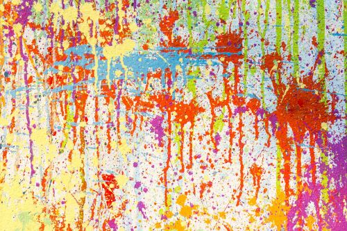 paint paint splashes paint splash