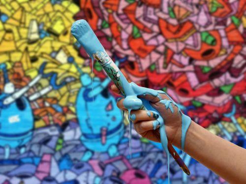 paint color colorful