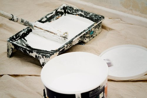 paint  interior paint  paint bucket