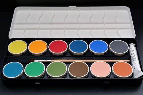 paint boxes malkasten paint
