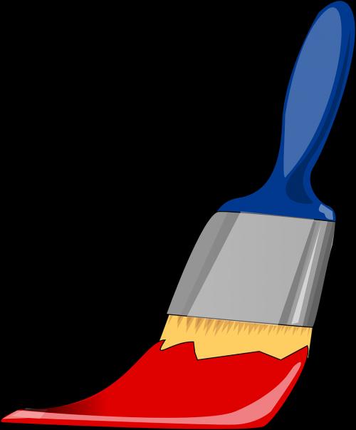 paint brush brush paint