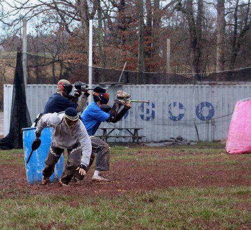 paintball sports gun