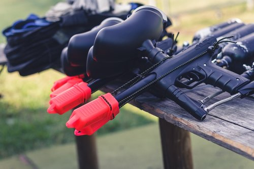 paintball  marker  weapon