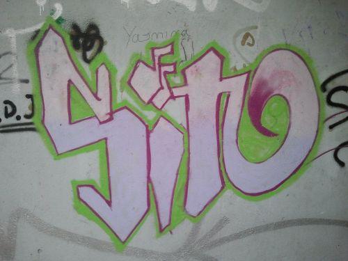 painted urban street art