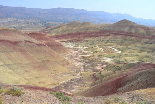 painted hill  arizona  united states