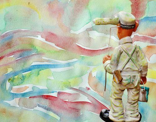 painter delete work