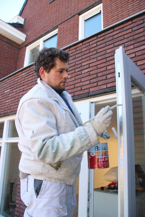 painter paint move