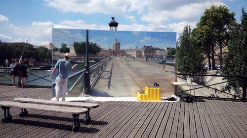 painter the framework seine