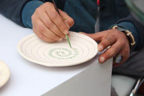 painting decorative piece decorative