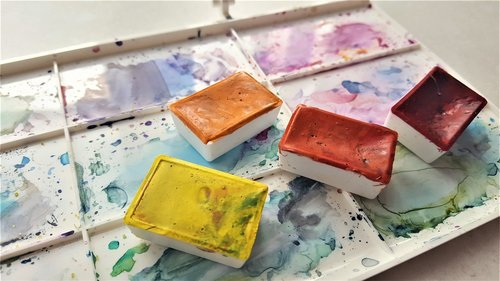 painting  colors  watercolor
