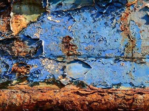 painting  rust  texture