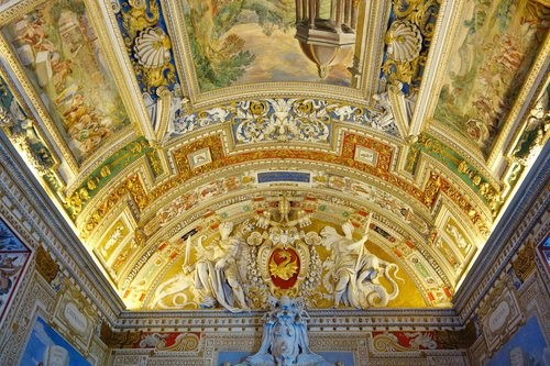 painting  ceiling painting  religion