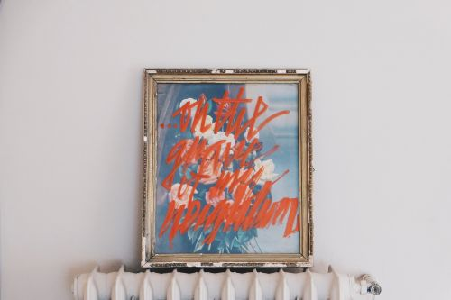 painting art frame