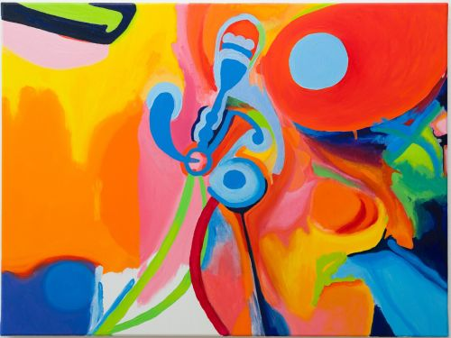 painting fluidity elastic